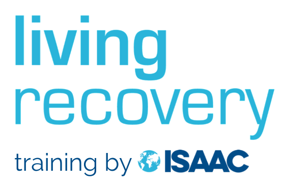ISAAC Living Recovery Logo transparent